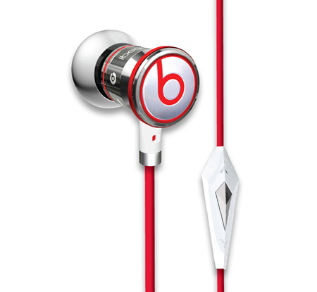 Monster iBeats In-Ear Headphones with Control Talk (Chrome)